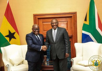 South Africa keen on balancing two-way trade with Ghana