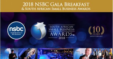 South African Small Business Awards happening tomorrow
