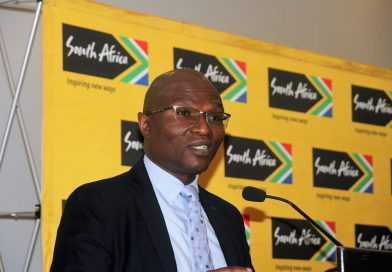 DEPUTY MINISTER MAGWANISHE URGES SA AND TUNISIAN BUSINESSPEOPLE TO INCREASE TRADE