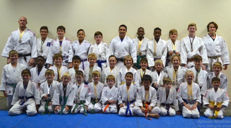 Tatami Tallies 53 Medals at SA Judo Championships